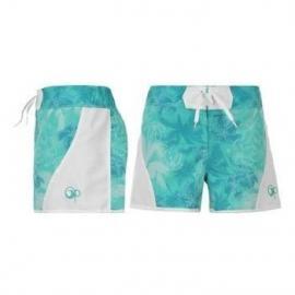 Dámské šortky Ocean Pacific - bílo/modré