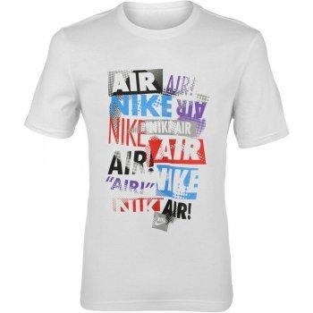 Pánské triko Nike - bílá