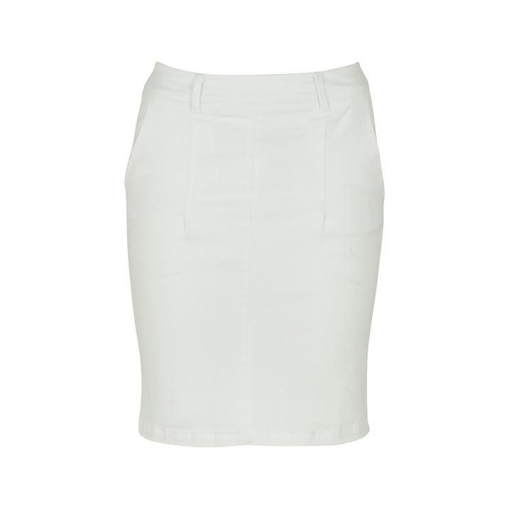 Dámská sukně @Republic - bílá
