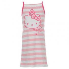 Dětské šaty - růžovo/bílé