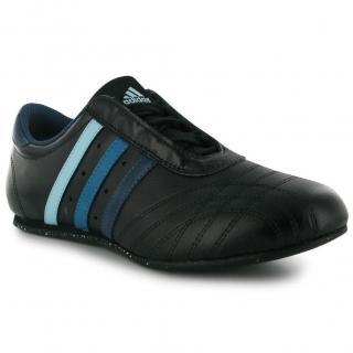 Dámské sportovní boty Adidas Prajna - černé šněrovací