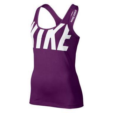 Dámské tílko Nike - fialové, Velikost: 10 (S)