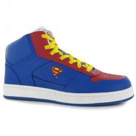 Pánské sportovní boty DC Comics Superman - modro/ červené...