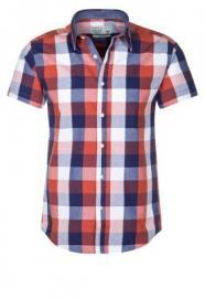 Pánská košile Jack and Jones - Červená