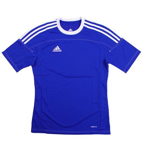 Pánské triko Adidas - modrá, Velikost: XL