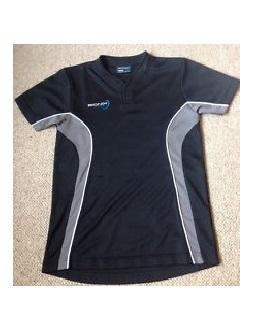 Pánské tričko Bionix rugby - černé
