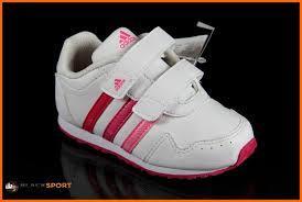 Dětské sportovní boty Adidas |Snice 2 - bílo/růžové