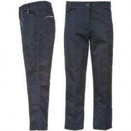 Dámské capri kalhoty Dunlop - Tmavě modré