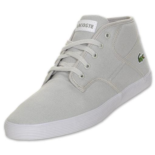 Boty Lacoste Mens Andover Mid, Velikost: UK7 (euro 41)