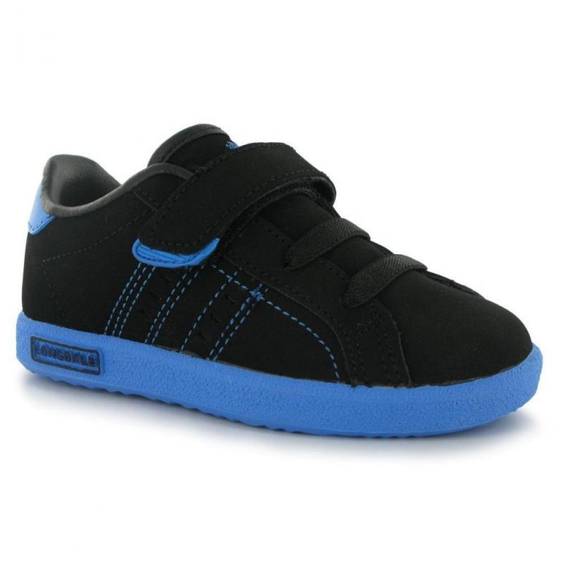 Dětské boty Lonsdale Oval černá, Velikost: C5 (euro 22)