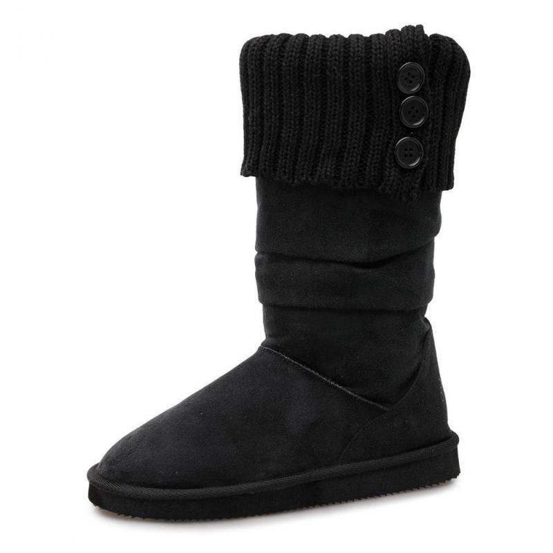 Dámská zimní obuv Miss Fiorri černá