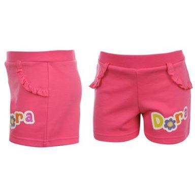 Dětské kraťasy Dora - růžové
