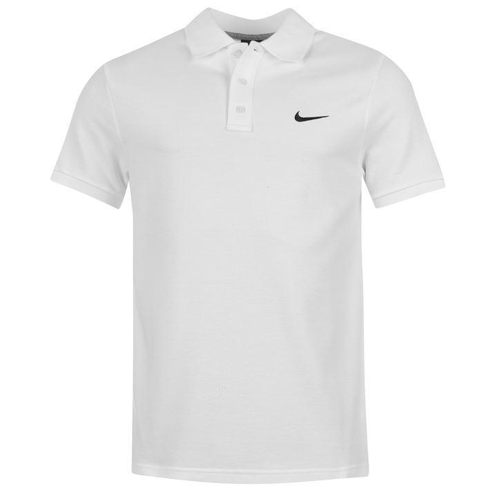 Pánské polo triko Nike - bílá, Velikost: XXL