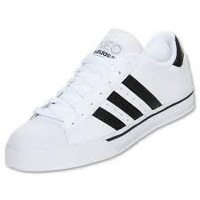 Adidas BB Neo Lo Leather - white/black