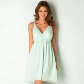 Dámské šaty Vero Moda - Zelené