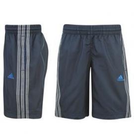 Dětské kraťasy Adidas- Tmavě modré