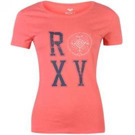 Dámské triko Roxy růžová