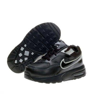 Boty Nike Air Classic BW Infants Trainers Black/Grey, Velikost: C3 (euro 19)