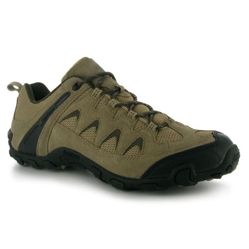 Boty Karrimor Summit Mens Walking Shoes beige