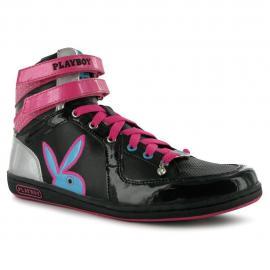 Dámské boty Playboy Vicki Black