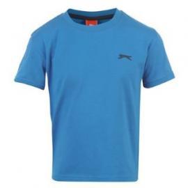 Dětské tričko Slazenger - Modré