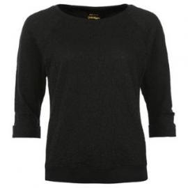 Dámské tričko Golddigga - Černé