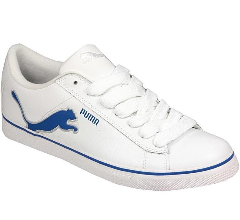 Pánské boty Puma Big Cat Vulc Bílé, Velikost: 10 (S)