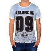 Pánské triko Ablanche Modré