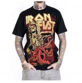 Pánské triko Iron Fist černá