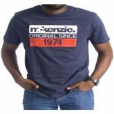 Pánské triko Mckenzie tmavě modrá