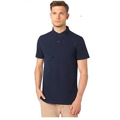Pánské triko Tom Tailor Navy, Velikost: XXL