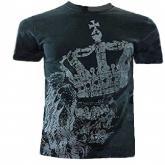 Pánské triko 725 Originals černá