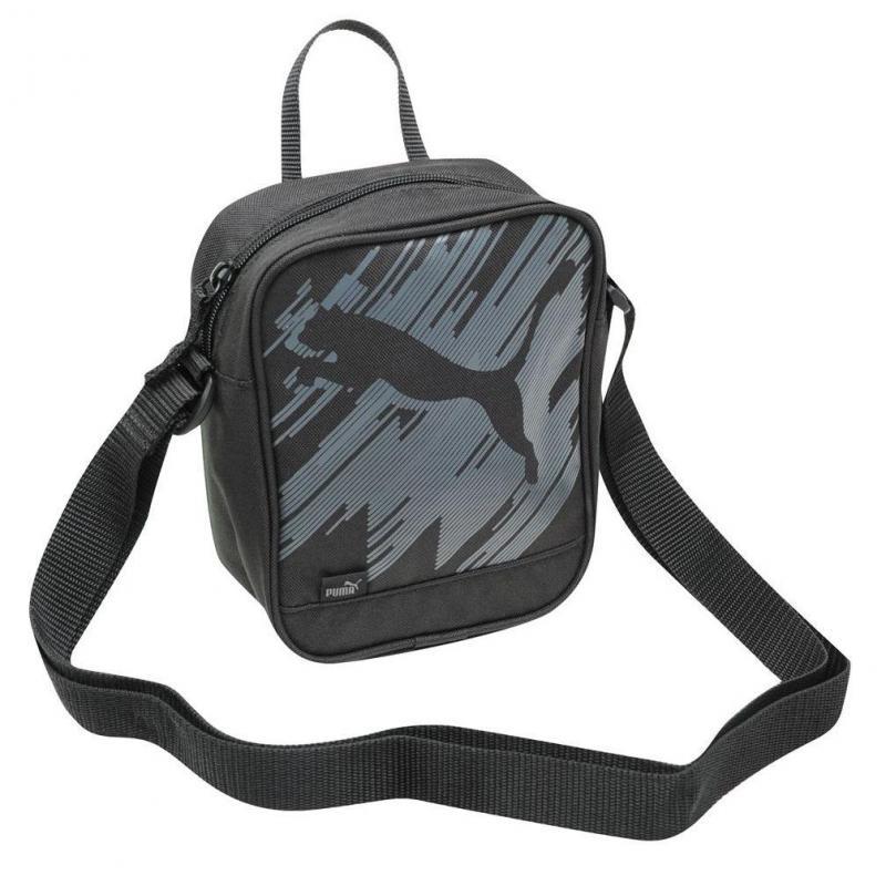 PUMA ECHO PORTABLE BAG Black