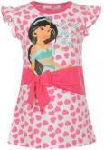 Dětské šaty Disney Bílá/růžová